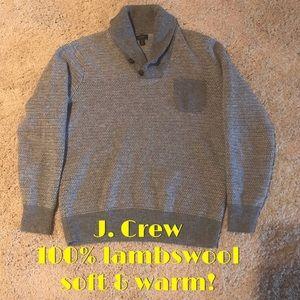 J. Crew Sweaters - ⚡️J Crew ⚡️cowl collar lambswool